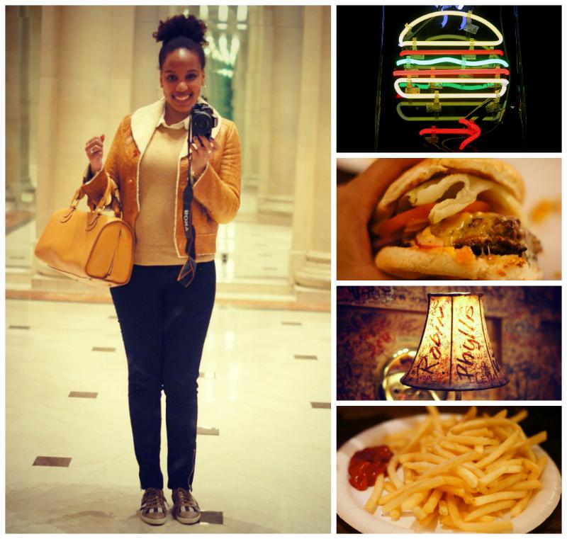 Closet Confection: Burger Joint - Closet Confections