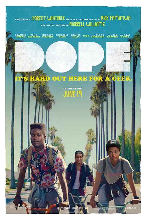 Dope Movie Poster