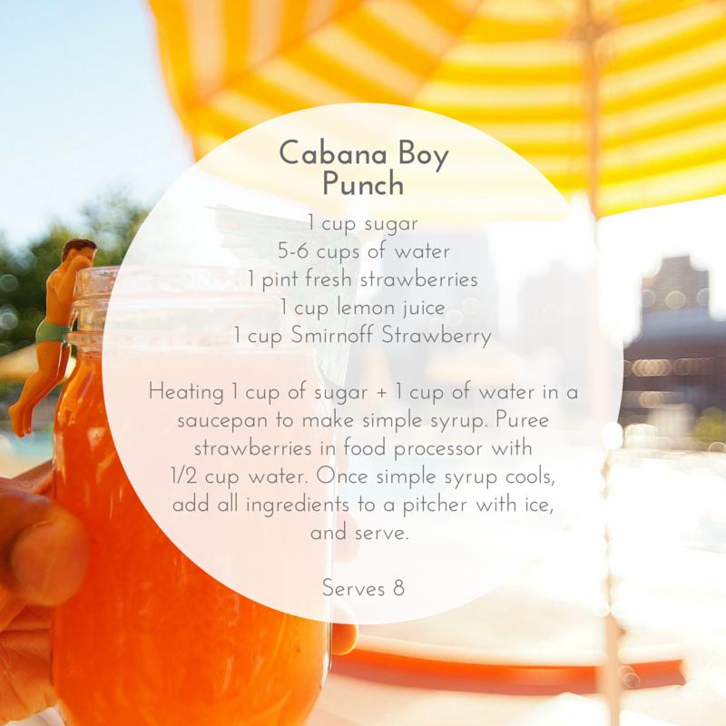 Cabana Boy Drink Recipe