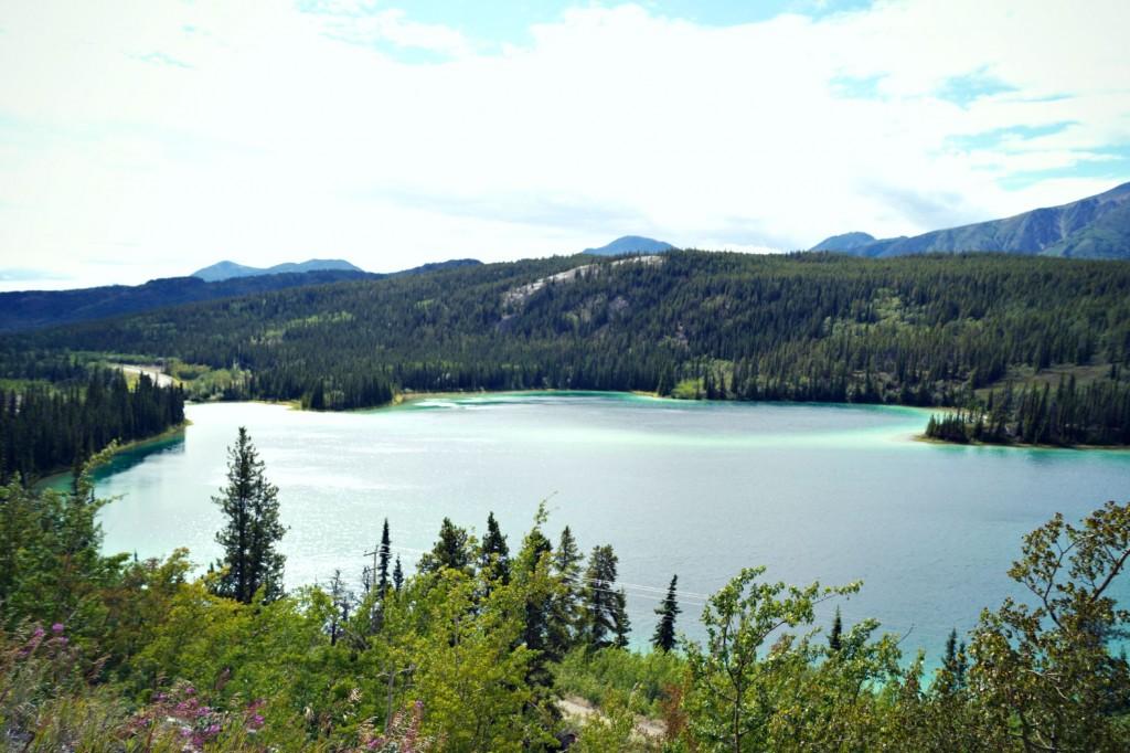 Yukon Territory - Emerald Lake