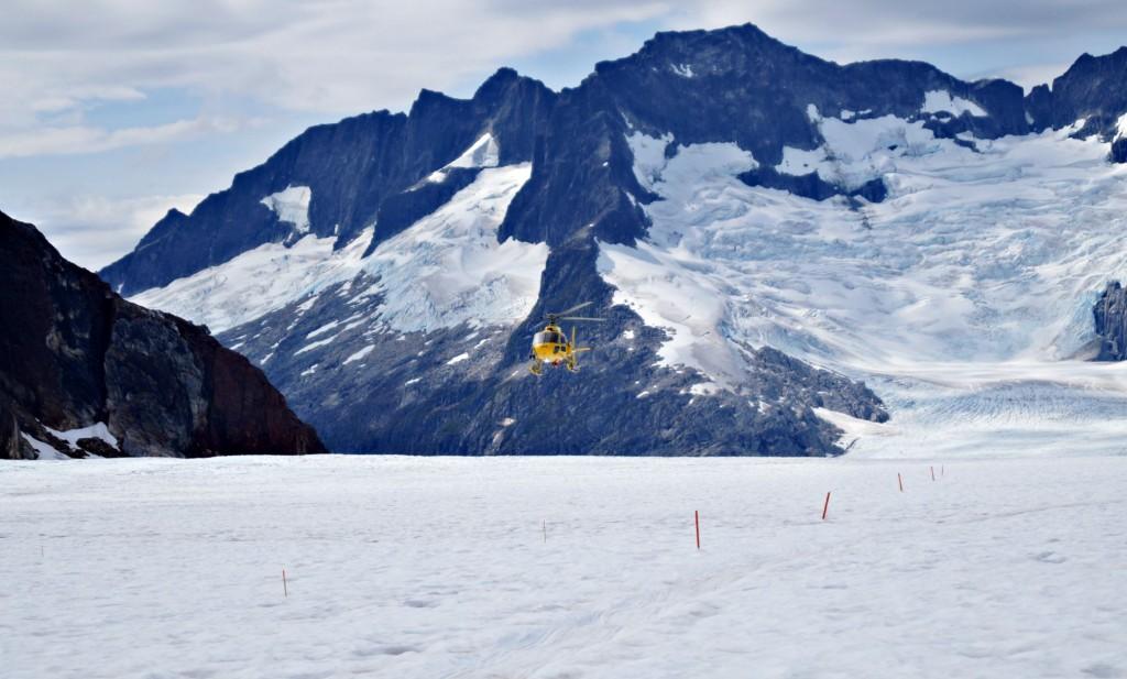 Juneau - Herbert Glacier