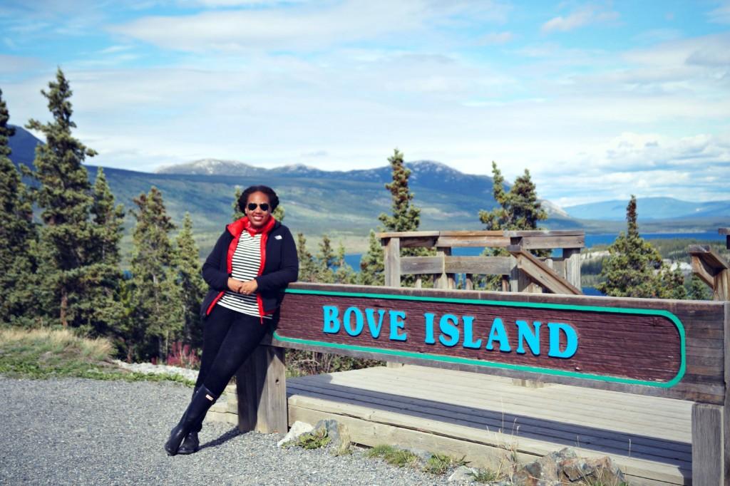 Yukon Territory - Bovis Island
