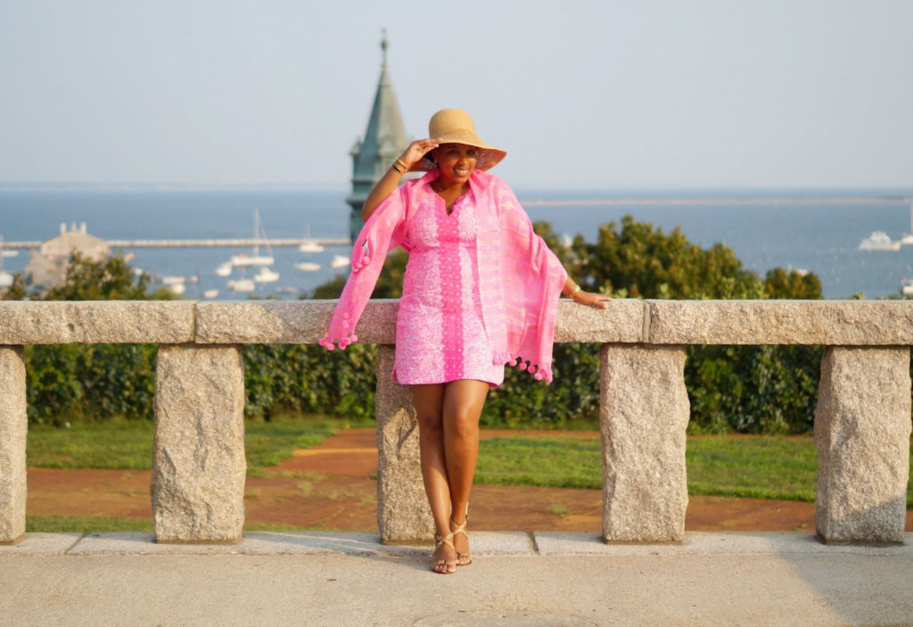 Cape Cod - Lilly Pulitzer x Target Shift Dress