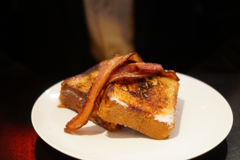 the clocktower - french toast