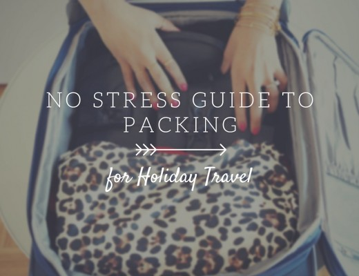 No STRESS GUIDE TO PACKING
