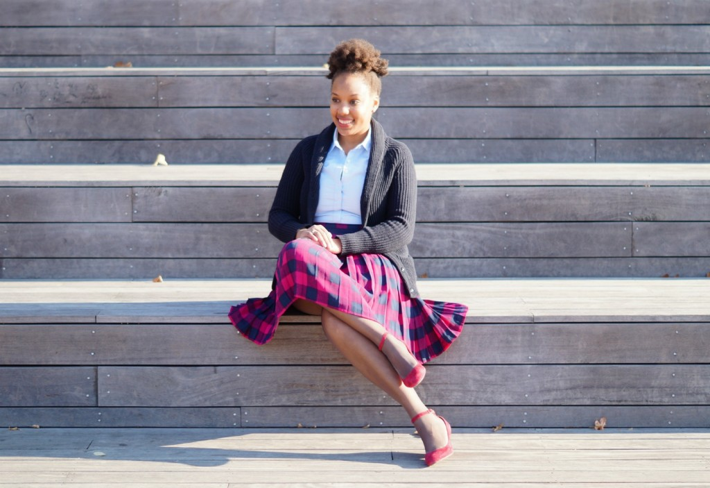 pleated-buffalo-plaid-skirt-7