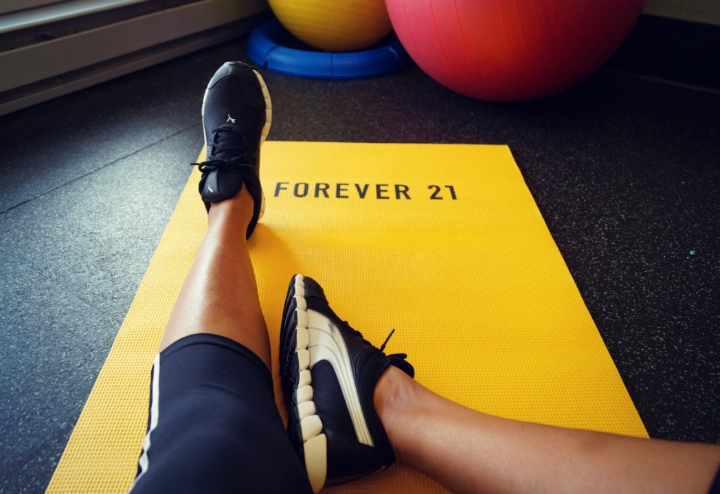 Forever 21 Workout Gear