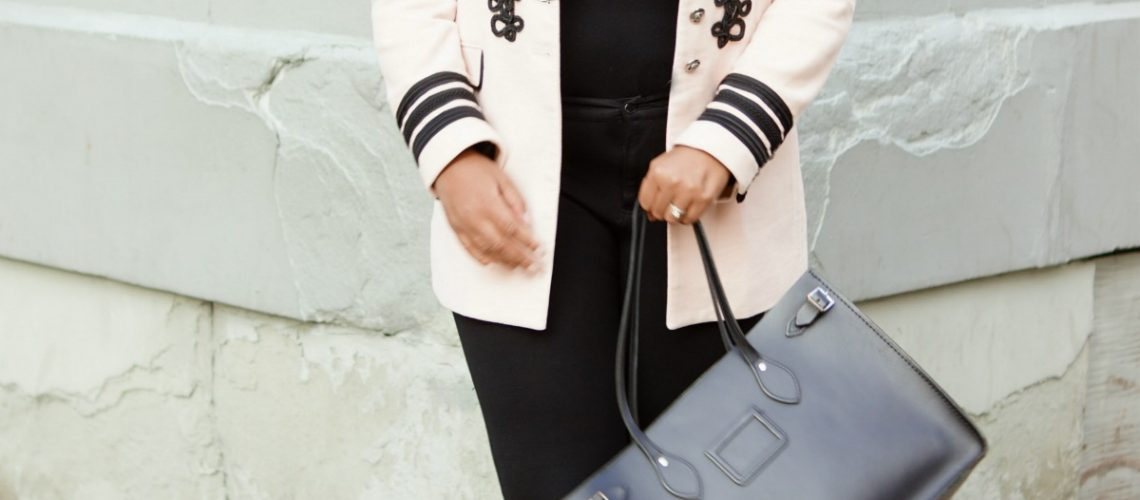 Zara Military Jacket, closet confections, nyc fashion blogger