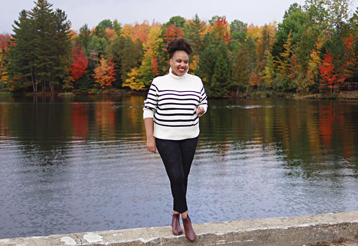 fall foliage, family road trip, adirondacks, indian lake